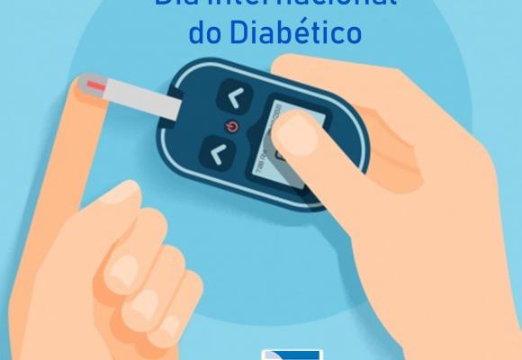 Dia Internacional do Diabético
