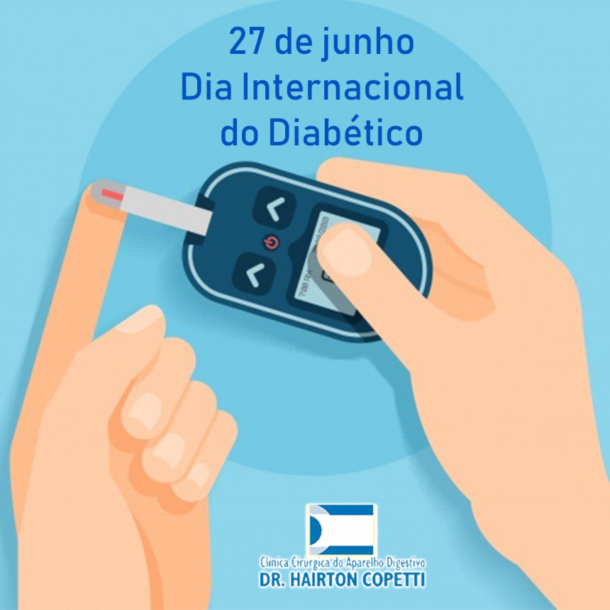 Dia Internacional do Diabético