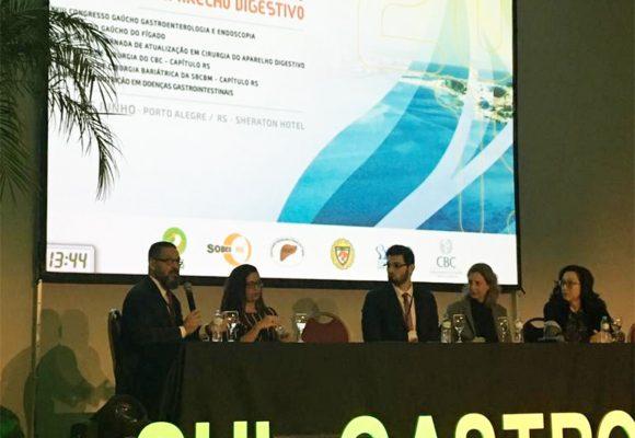 XIII Sul-Gastro – Simpósio Sul Americano do Aparelho Digestivo