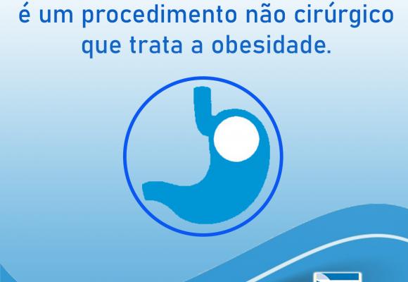 USO DO BALÃO INTRAGÁSTRICO PARA TRATAMENTO DA OBESIDADE